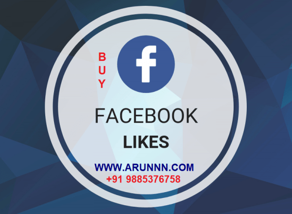 Facebook-Likes Buy - arunnn