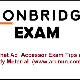 LIONBRIDGE- AD accessor Exam Tips